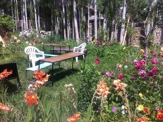 ゴータル庭