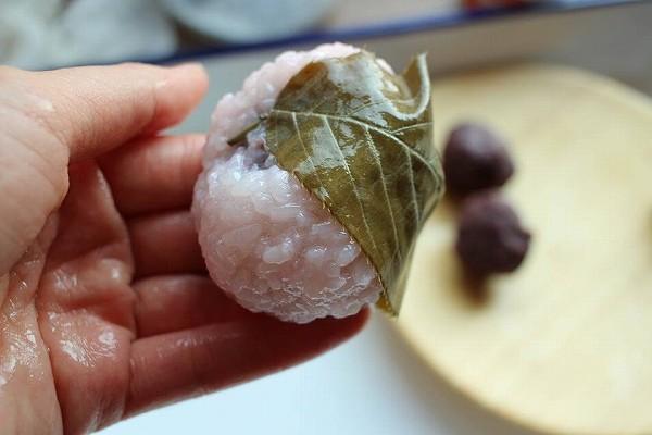 スパイス桜餅