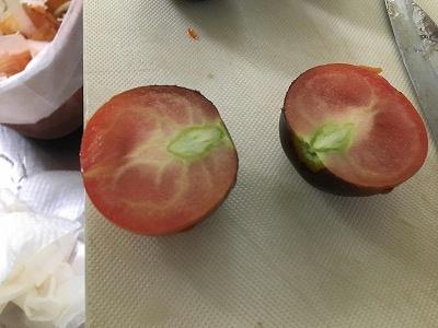 インディゴローズトマト
