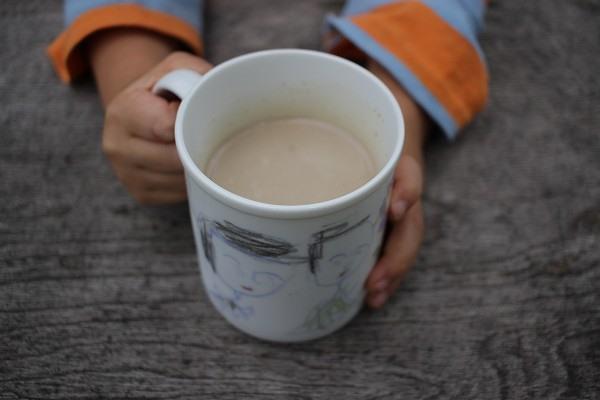 麦茶チャイ